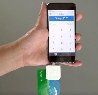 MPOS мобильный терминал для оплаты банковскими картами