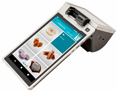 гибридное устройство для считывания банковских карт