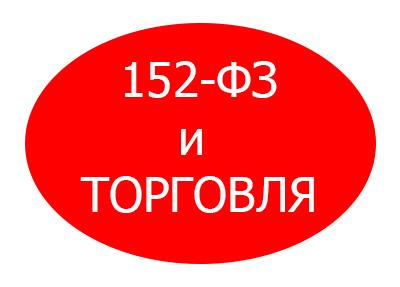 Ответственность за нарушение закона о защите персональных данных 152-ФЗ в магазине