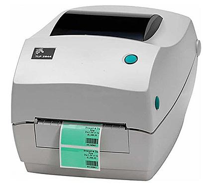 принтер Зебра GC420t для печати штрих-кодов