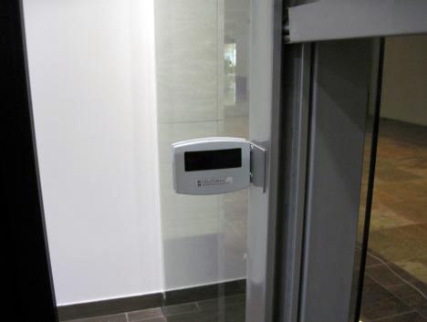 ИК-датчик подсчета посетителей CountMax