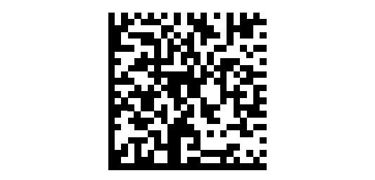 код в формате DataMatrix для маркировки товаров