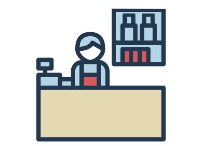 автоматизация торговли вариант для маленького магазина