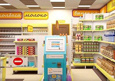 Программное обеспечение для розничного магазина