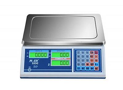 По каким параметрам выбирать электронные торговые весы для магазина
