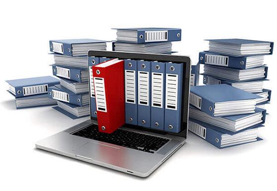электронный документооборот на предприятии заключается в обмене электронными документами