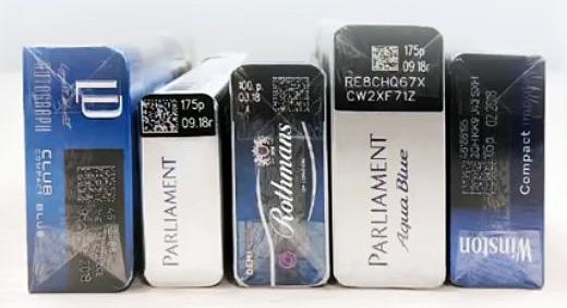 сканер для маркировки табака может не читать штрих-код DataMatrix