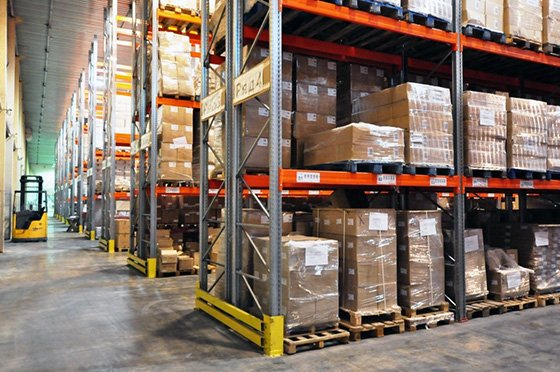 оптовые поставки со склада