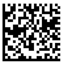 штрих-код DataMatrix