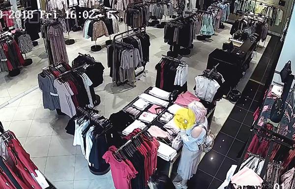 видеонаблюдение для небольшого магазина