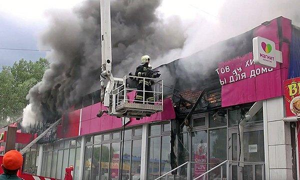пожарная безопасность в торговле