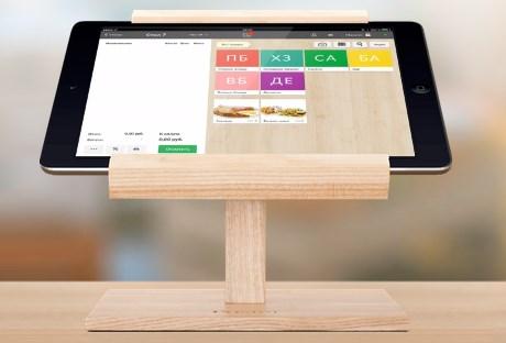 автоматизация кафе на планшете Постер Пос