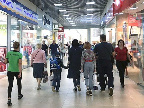 Вай Фай радар может посчитать проходимость рядом с торговой точкой в торговом центре