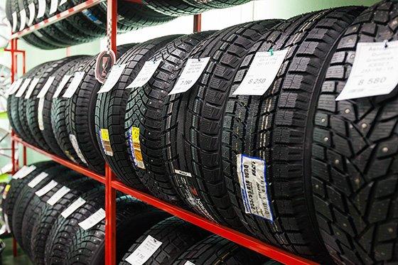 маркировка шин и покрышек при их продаже