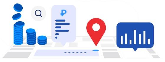 аналитика Big Data в сервисе Место.Динамика