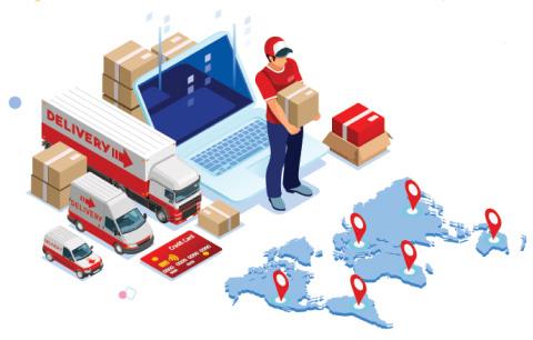 комплексная автоматизация службы доставки от Delans
