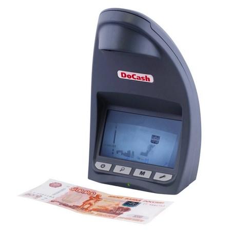 аппарат для проверки денег на фальшивость DoCash DVM Lite D