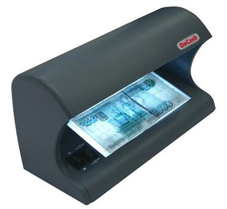просмотровый аппарат для проверки денег на подлинность