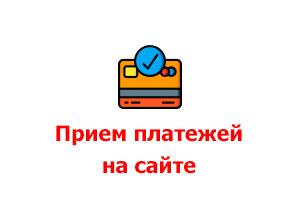 прием оплаты на сайте для самозанятых и ИП