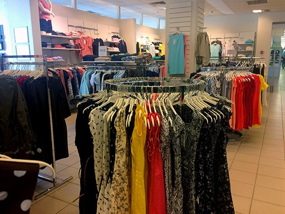 аренда онлайн-кассы розничным магазином одежды