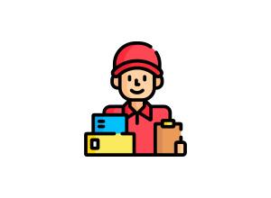 Кто, когда и как оформляет кассовый чек при доставке товаров из магазина